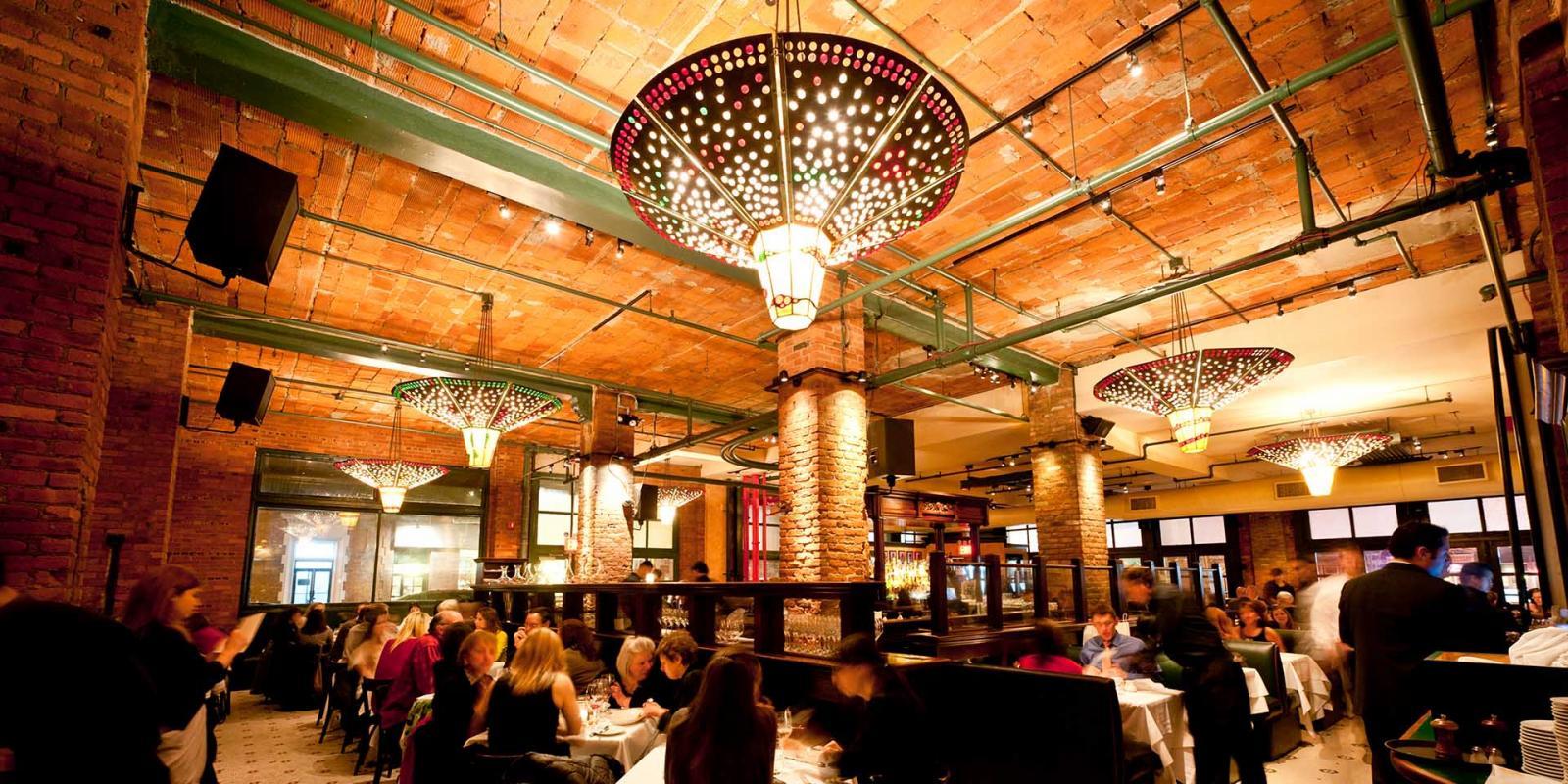 Romantic Restaurants in nyc