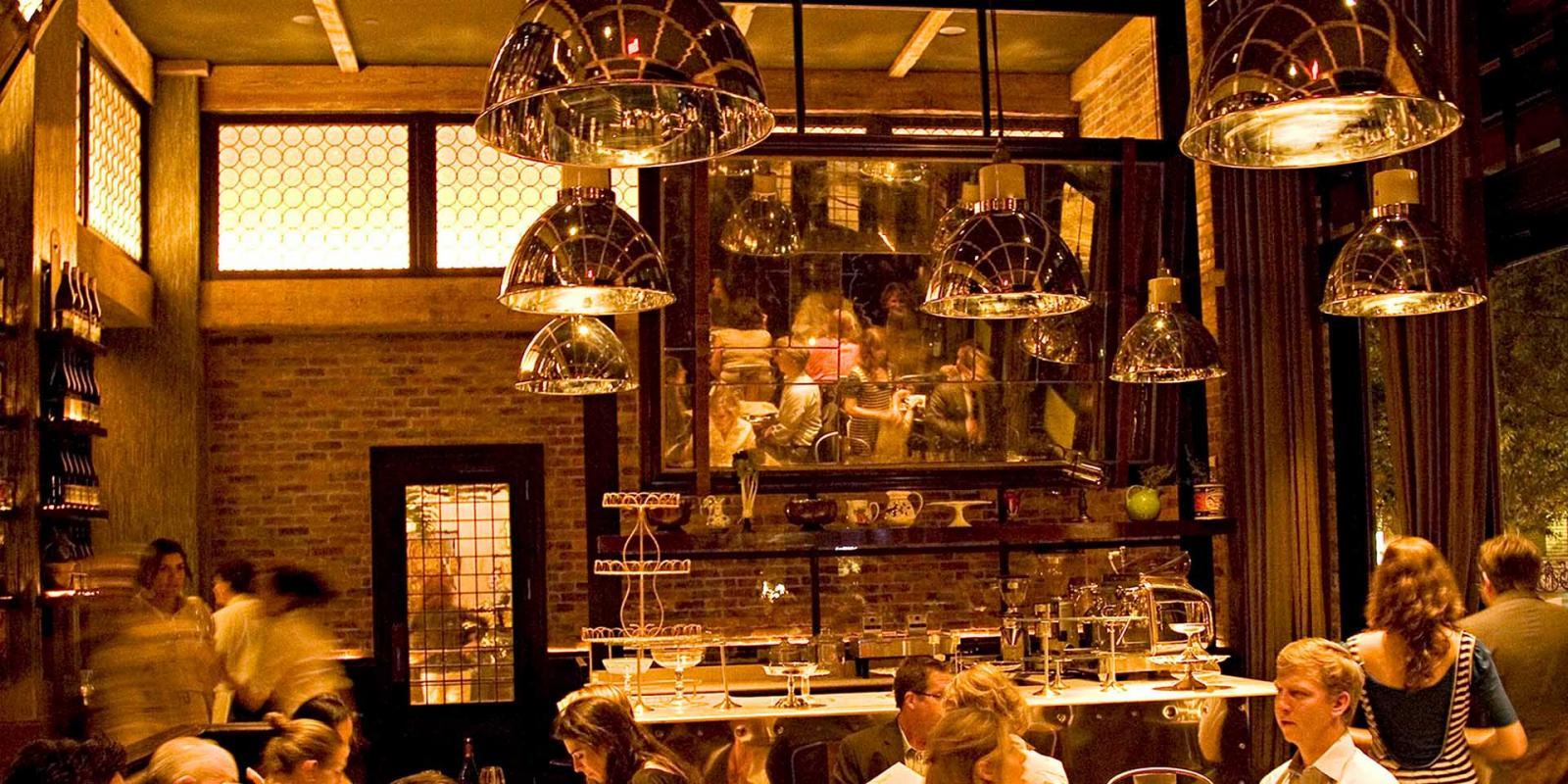 romantic restaurants in nyc Interior