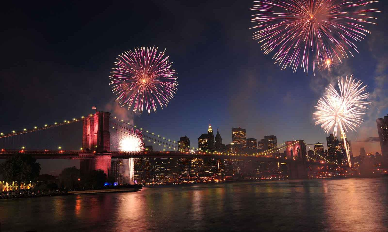 Best Fireworks 2020 ▷ The Best 4th of July Cruises in NYC | Details & Prices 2020
