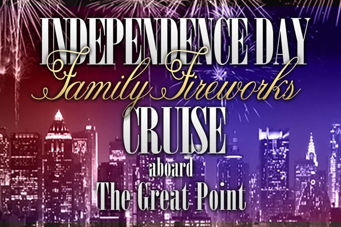 family-friendly 4th of july cruise nyc
