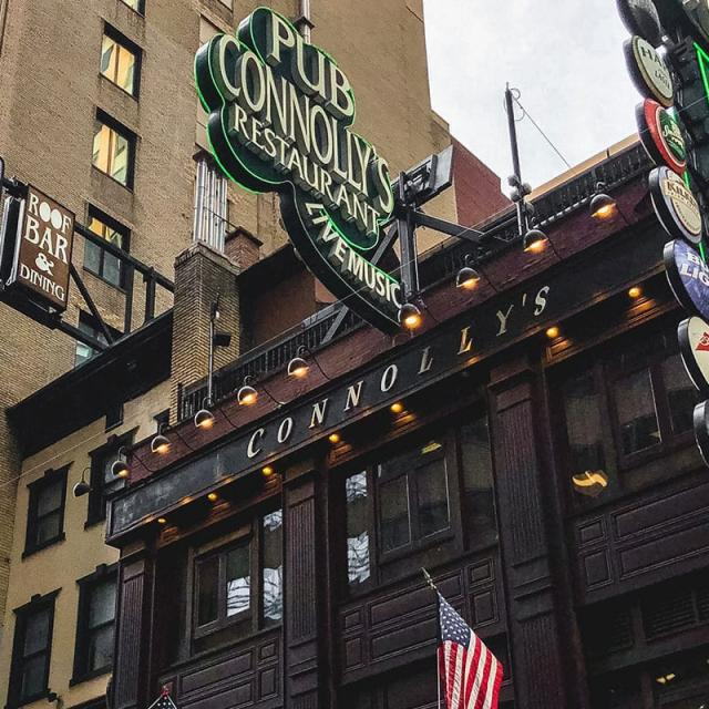 The Best Bars on St. Patrick's Day in NYC