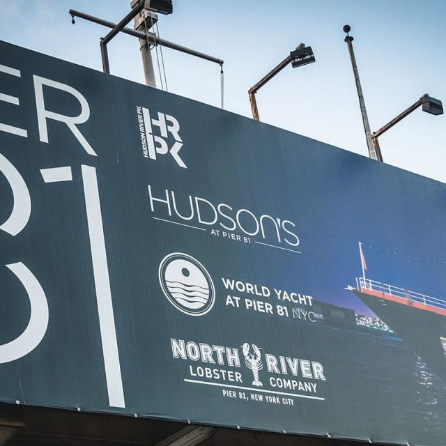 Hudson's by World Yacht: Dinner Cruise