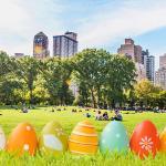 Spending Easter in New York