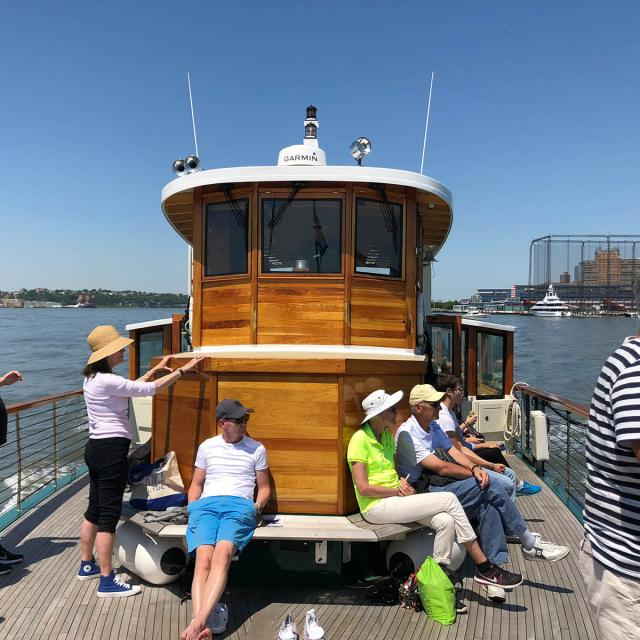 The best boat tours in Summer