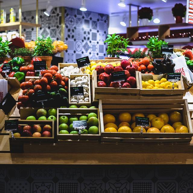 Mercado Little Spain NYC