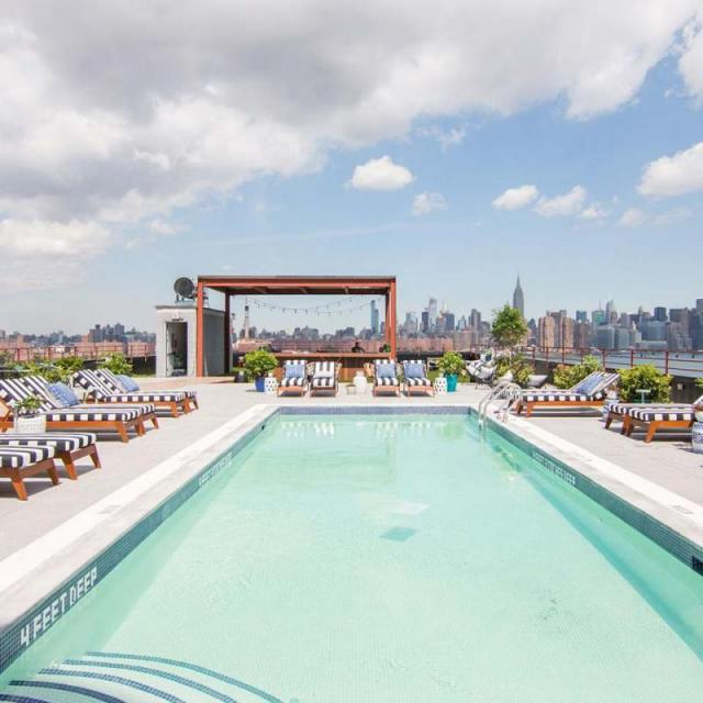 The 6 Best Hotels with Pools in NYC 2019