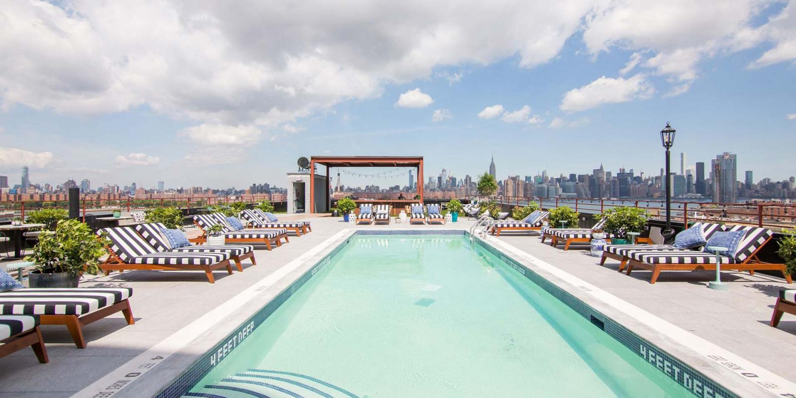 Our 6 Favorite Hotels With Pools In Nyc 2019