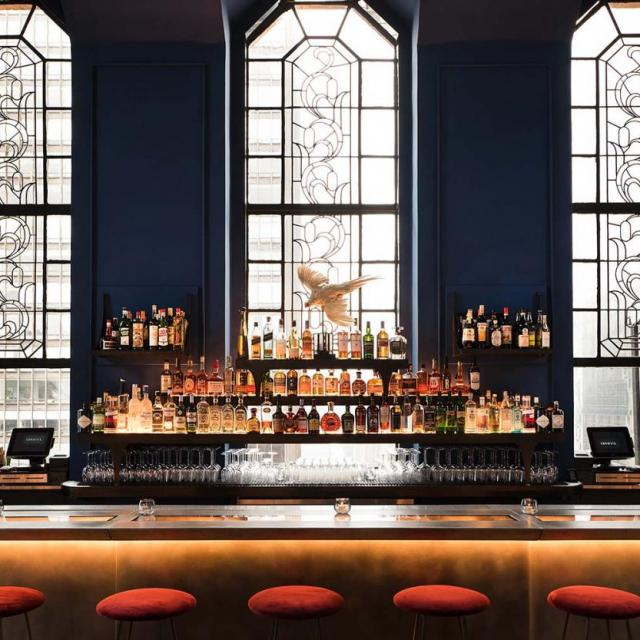 The 25 most beautiful bars in NYC