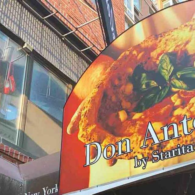 Don Antonio Pizza