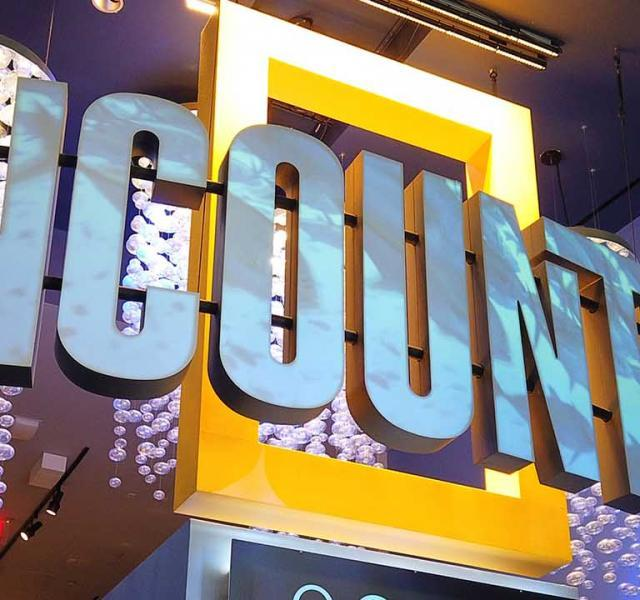 National Geographic Encounter: Ocean Odyssey in NYC
