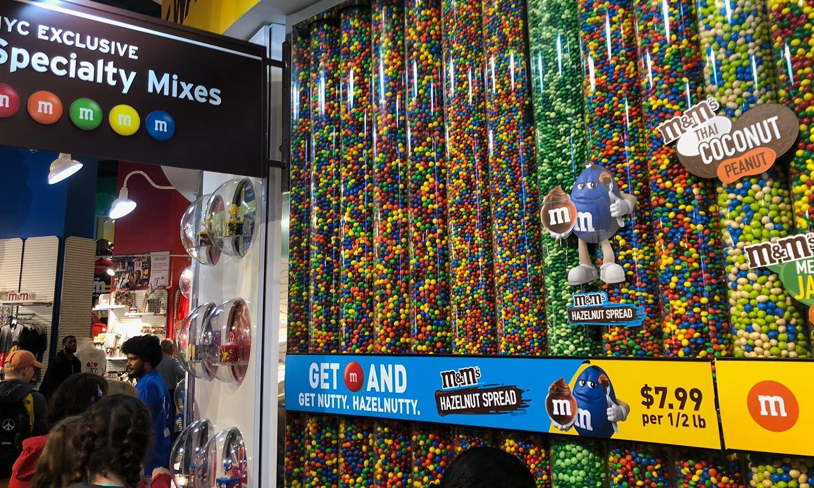 MM-Times-Square-New-York print your name on M&M's