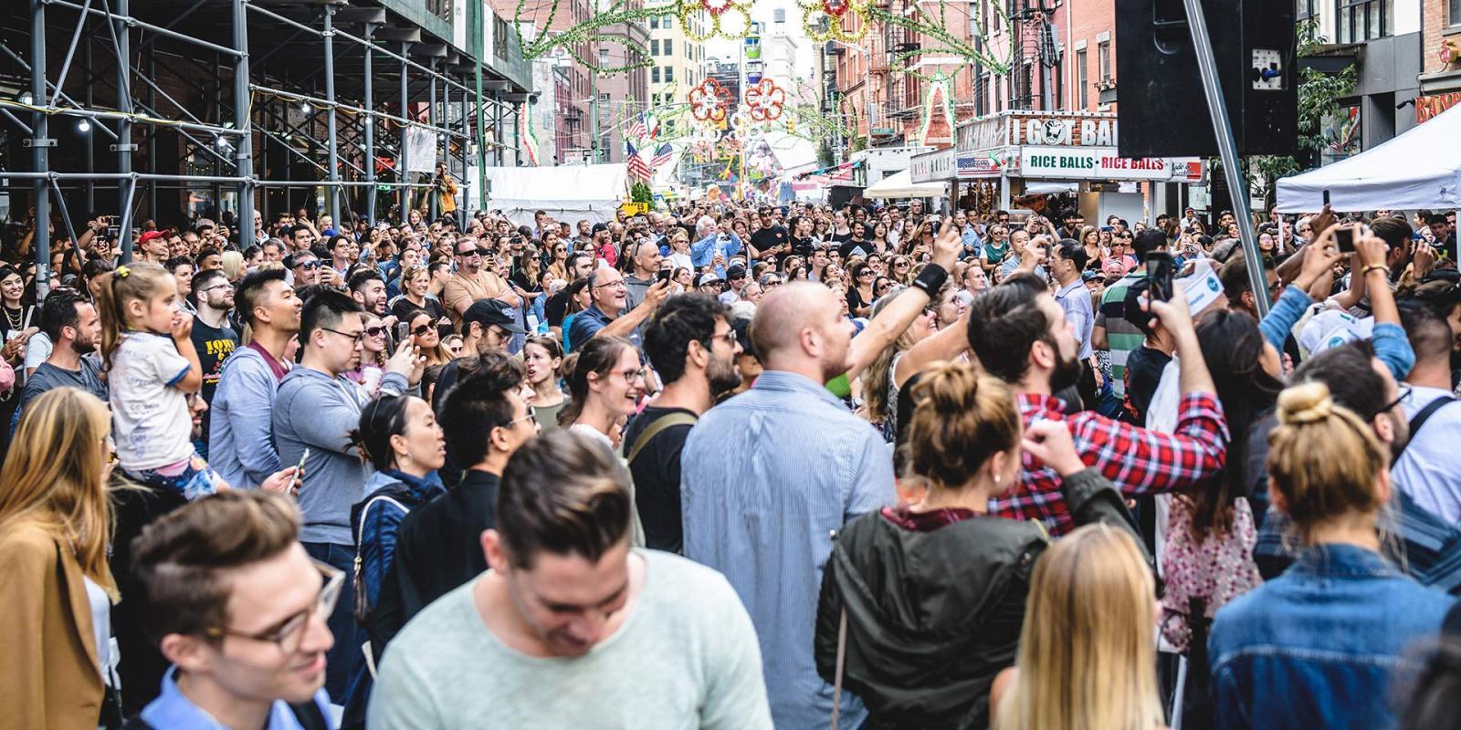San Gennaro Festival New York 2020.The Feast Of San Gennaro In Little Italy 2020 All