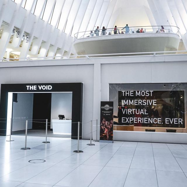 The VOID – Virtual Reality Experience in NYC (CLOSED)