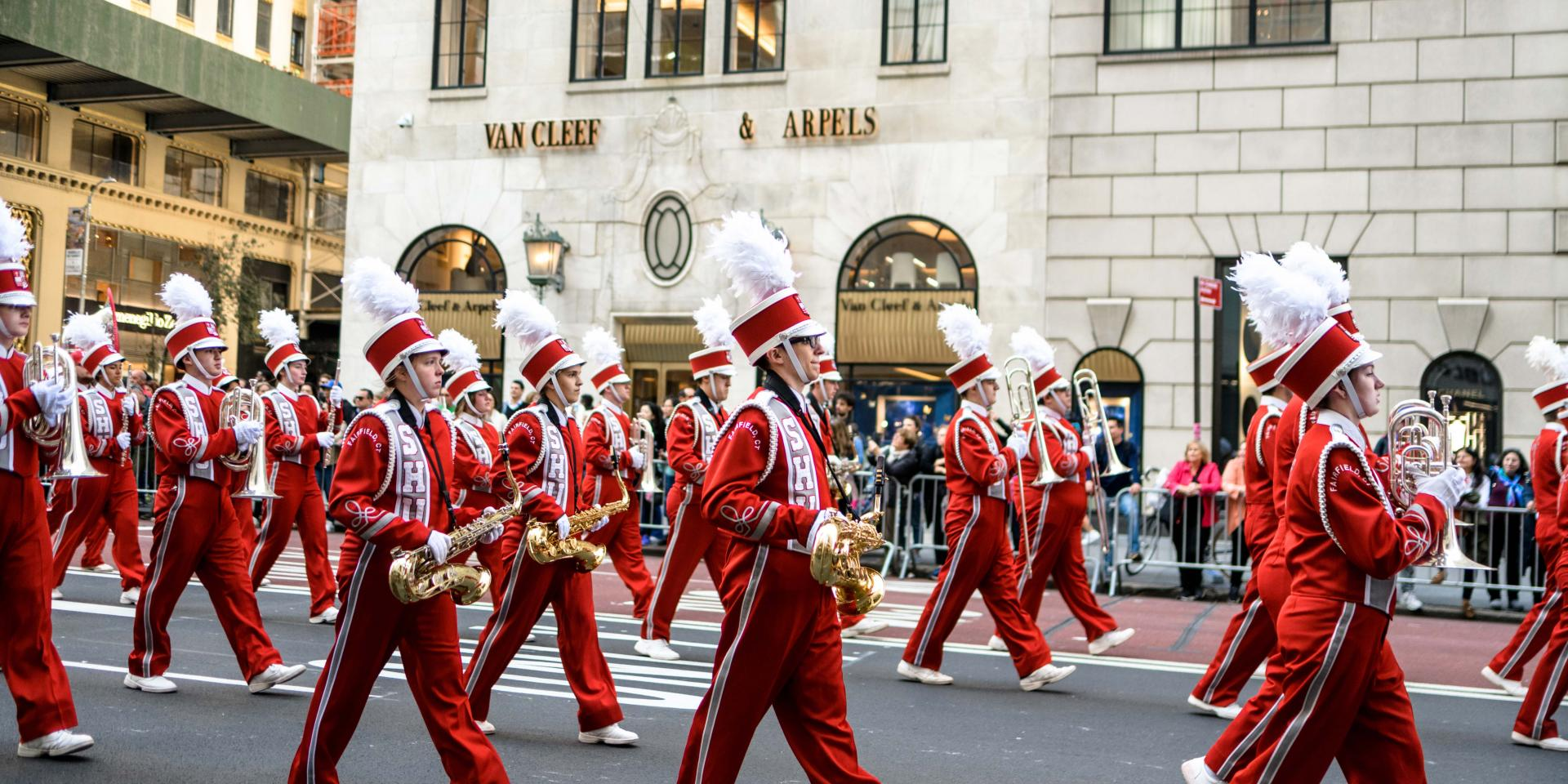 Your guide to the Columbus Day Parade NYC 2021 ▷ Route, Map & Highlights
