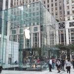 The 5th Avenue Apple Store NYC