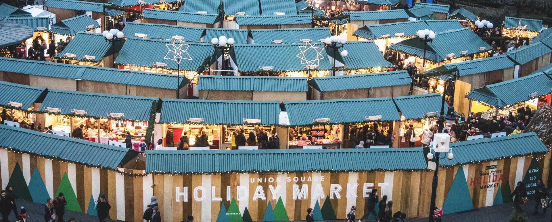 ▷ Christmas Markets in NYC | New York's Best Holiday Markets 2020