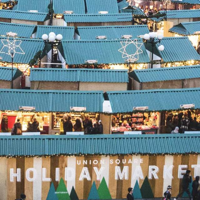 The Best Christmas Markets in NYC