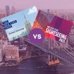 New York Pass vs. Sightseeing Pass NYC