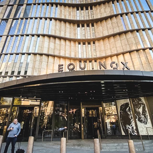 The Equinox Hotel Hudson Yards