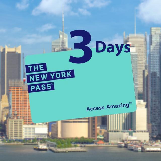 The perfect 3-Day New York Pass itinerary