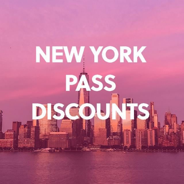 New York Pass Discount