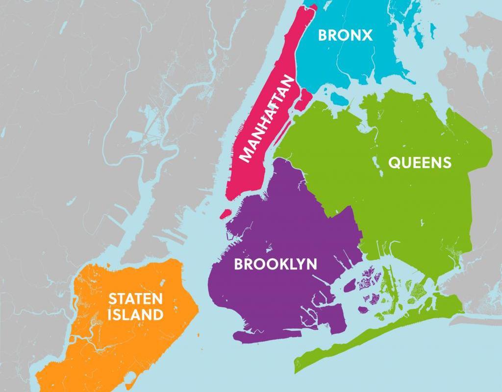 Nyc Neighborhoods The Ulitimate Nyc Neighborhood Borough Guide