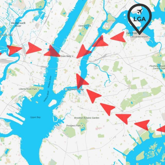 NYC Airports – JFK, LGA & EWR