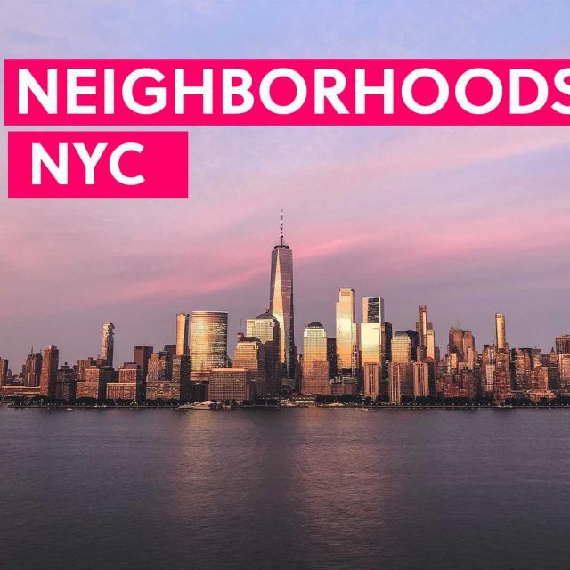 NYC neighborhoods