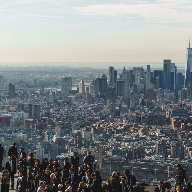 The Edge: Hudson Yards Observation Deck