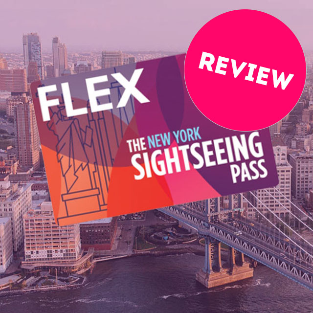 My Personal New York Sightseeing Flex Pass Review