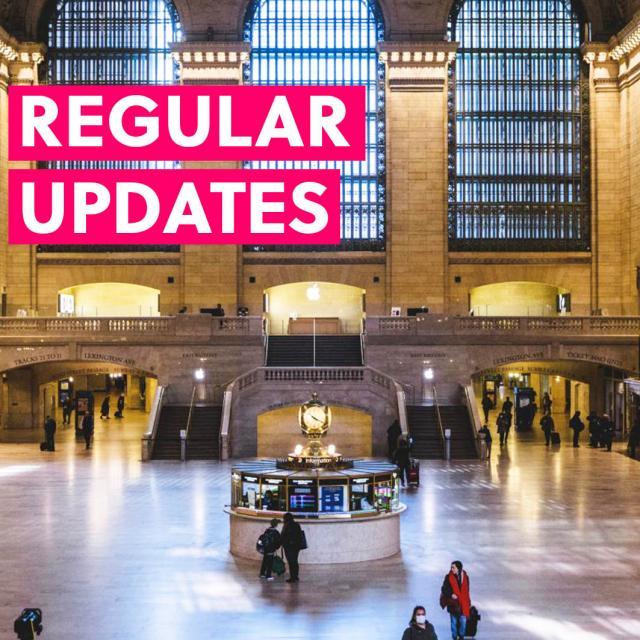 Receive the Latest NYC Coronavirus Updates