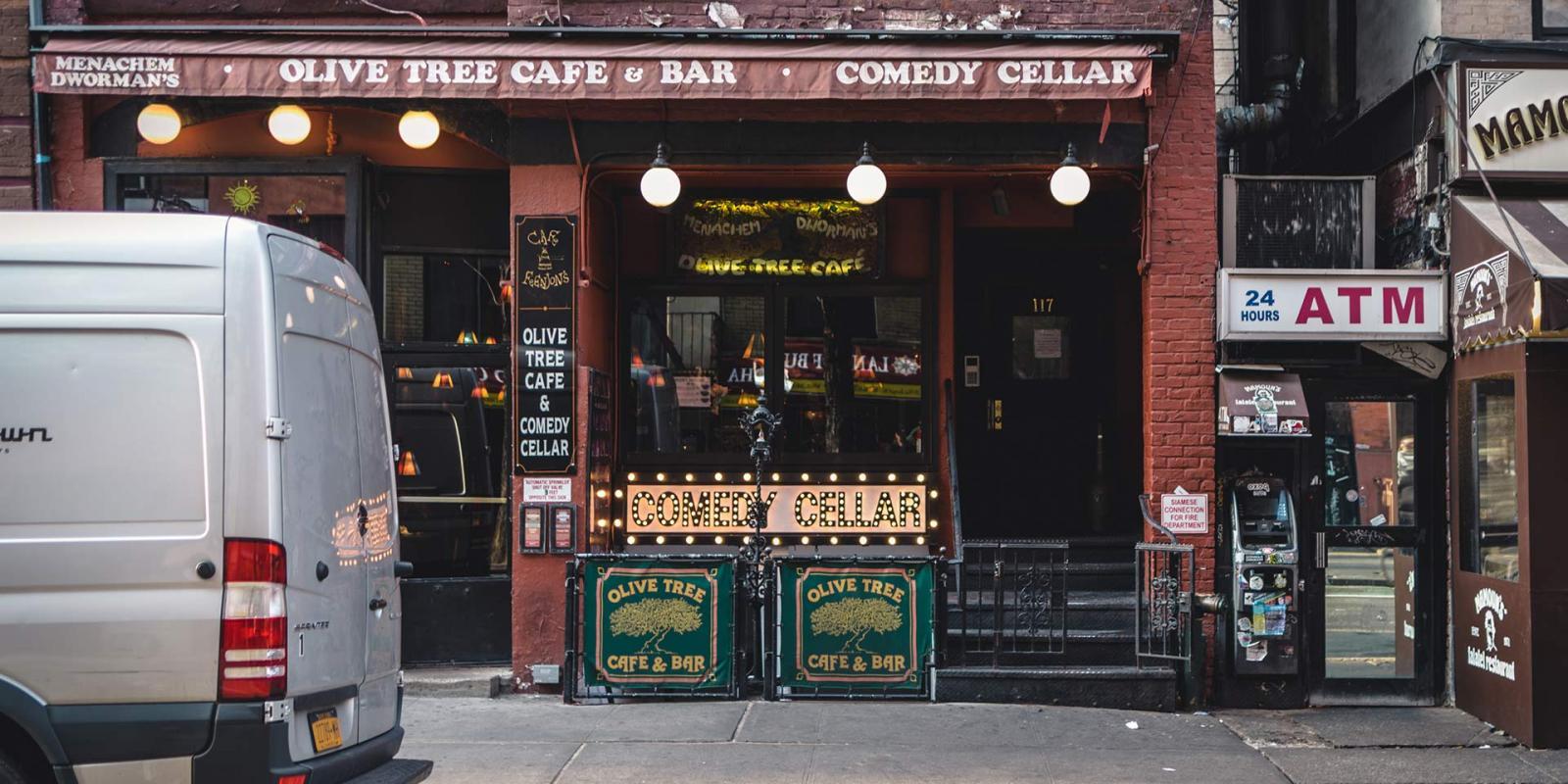 Festival de comedia de Nueva York