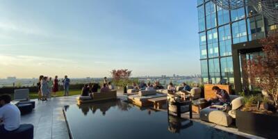 Electric Lemon Rooftop Bar New York
