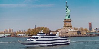 Crucero con almuerzo por el espíritu de Nueva York
