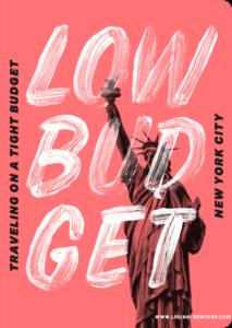Loving New York guía de viaje de bajo presupuesto