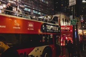 El mejor recorrido nocturno en autobús por Nueva York Loving New York Reviews Vista superior