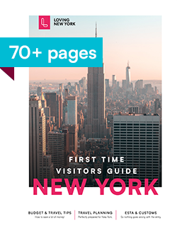 Magazine New York for First-Time Visitors by Loving New York